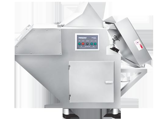 QK/P600C冻肉切块/片机